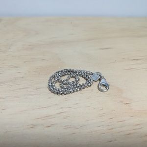 Jewelry - .999 Fine Silver bracelet/Anklet Made in USA